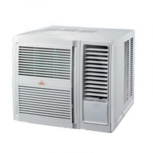 هوم كوين مكيف شباك 21400 وحدة, حار/بارد , روتارى , الترا , صيني - HQWG24HCN