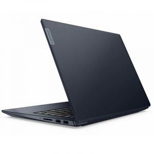 لاب توب لينوفو انتل كور اي 5 8265 يو 1.6 جيجا هرتز، سعة تخزين 1 تيرابايت، 4 جيجابايت رام، شاشة 14 بوصة اتش دي , ويندوز 10، ازرق - Ideapad S340-14IWL