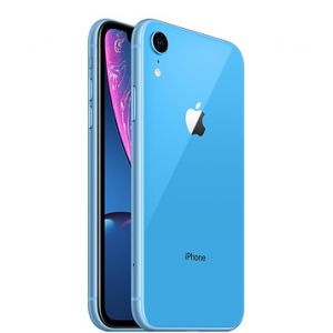 ابل ،آيفون اكس ار ،سعة 128جيجابايت ،أزرق،الجيل الرابع 4G