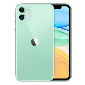 أبل أيفون 11 بسعة 128 جيجابايت ,رام 4 جيجابايت , الجيل الرابع 4جي- أخضر