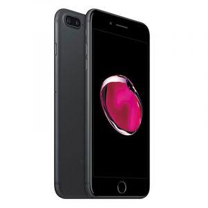 ابل  آيفون 7 بلس سعة 128 جيجابايت ،الجيل الرابع 4 جي - أسود