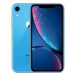 ابل آيفون اكس ار ،سعة 128جيجابايت ،الجيل الرابع 4 جي ،أزرق