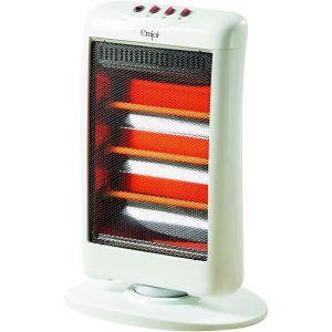 -امجوى دفاية كهربائية هالوجين قدرة 1200 واط , 3 شمعات مع إعدادان للحرارة UEH-120H