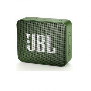 جي بي إل جو 2 مكبر صوت متنقل مقاوم للماء, بلوتوث, اخضر - JBLGO2GRN