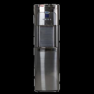 جنا برادة مياه  استاند عدد 3 بزبوز بارد وساخن وفاتر  نظام تنقية ومعالجة أمريكي 4 مراحل - كمبروسر ال جي كوري-JT-70