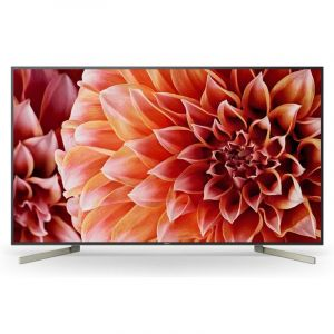 سوني شاشة 85 بوصة , اندرويد , LED , 4K ULTRA HD , HDR  ، اسود ، KD-85X9000F
