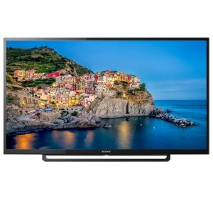 تلفزيون سوني مقاس 40 بوصة ,فل اتش دي ,ال اي دي ,اسود -  KLV-40R352E