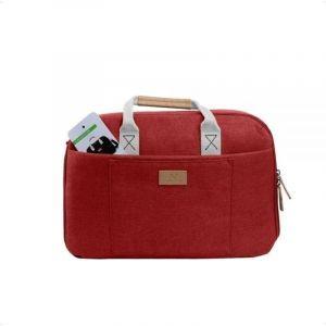 لافينتو حقيبة لاب توب 15.6 انش، أحمر - BG-29-3