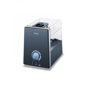 بيورير مرطب هواء سعة 6 لتر , قدرة 280W , تغطية مساحة 48 م , أسود - LB88