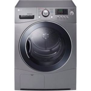ال جي مجففة ملابس 9 كيلو جرام لون رمادي-RC9041E2