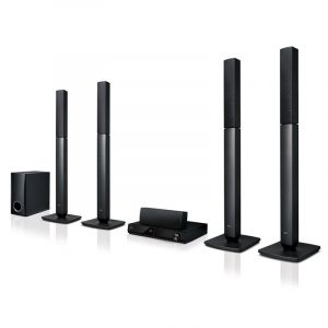 LG Home Theatre System 330W 5.1Ch DVD -LHD457