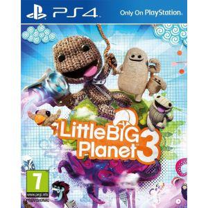 لعبة ليتل بيج بلانيت 3  - بلاي ستيشن 4-SC-PS4-LBP3