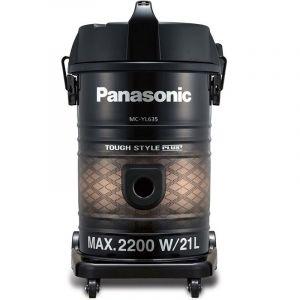 مكنسة كهربائية برميل بدون كيس بقوة ٢٢٠٠ واط من باناسونيك –MC-YL635T747