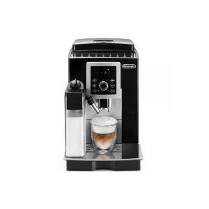 مكينه القهوة ديلونجي كابتشينو، اسبرسو، لاتيه، قدرة 1400 واط، تنظيف تلقائي متكامل، 3 مستويات - DLECAM23.260