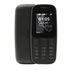 Nokia 105 -2017 , 4MB , Dual Sim , 2G , White
