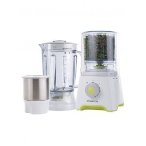 Kenwood 3 In 1 Multi Chopper, 900Ml, 1000W, White- OWCHP505WH