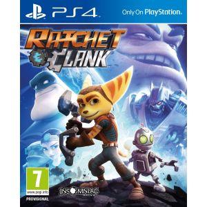 لعبة راتشت أند كلانك - بلاي ستيشن 4 -SC-PS4-RC