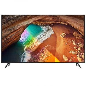 تلفزيون سامسونج مقاس 55 بوصة , كيوليد , ذكي , اسود - QA55Q60RARXUM