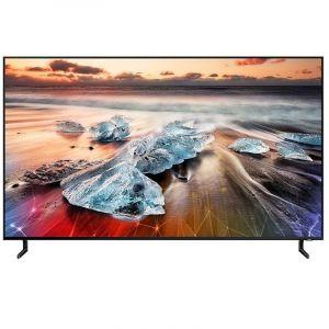 تلفزيون سامسونج مقاس 75 بوصة كيوليد , 8 كيه , ذكي , اسود - QA75Q900RBRXUM