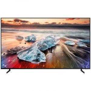 تلفزيون سامسونج 82 بوصة ذكي  ,8 كيه , كيو ال اى دي , اسود- QA82Q900RBRXUM