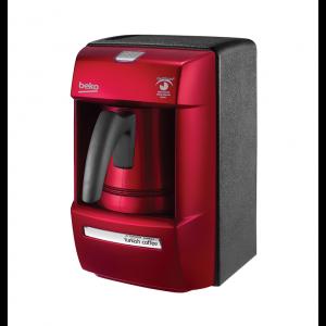 بيكو ماكينة القهوة التركية 600 واط , أحمر-2113M