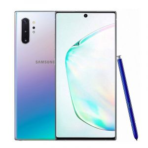 Samsung GALAXY Note10+ 6.8 inch , 256 GB , 12 GB Ram , 5G - White