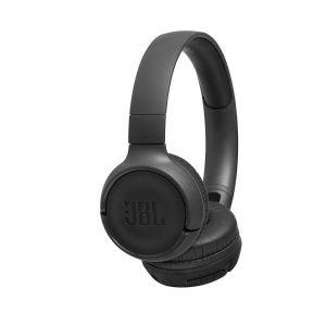 جي بي ال  سماعة راس لاسلكية  فل باس, أسود -Tune 500BT
