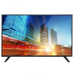 تليفزيون فرى سات 40 بوصة اتش دي ,ال اي دي , أسود-TV40FS5500