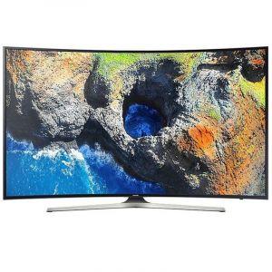 تليفزيون سامسونج 49 بوصة منحنى ,الترا اتش دى ,4 كى ,ذكي - UA49MU7350RXUM