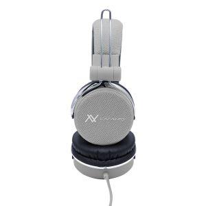 لافينتو هيدفون سماعة رأس سلكية ستيريو عالية الجودة , رمادى - HP-06-A