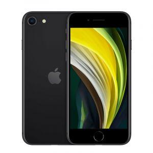 أبل ايفون اس اي 64جيجا , 3جيجا بايت رام ,شاشة 4.7 بوصة, 4جى, أسود
