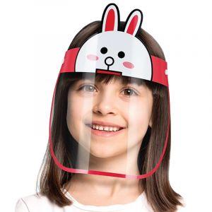 سمارت لاين حماية الوجه بالكامل , يحمى من الرذاذ والغبار , مريح فى اللبس سهولة التنفس , سهولة التنظيف , رؤية واضحة - FPS1K