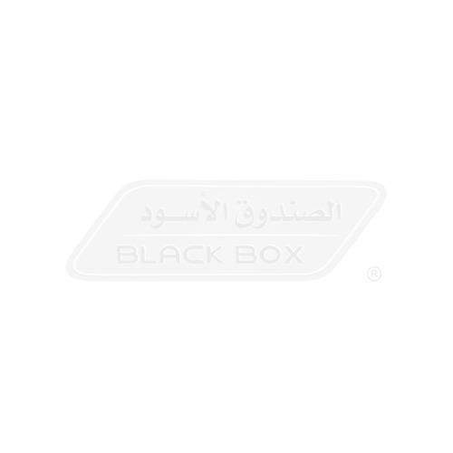 باسيوس جراب لجوال ايفون اكس ابيض زجاجي شفاف   - ARAPIPHX-SB01