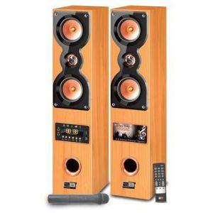 سماعه كايوكي متعددة الوظائف - يو اس بي وراديو مع مايك هوائي - 2B SP-48-5