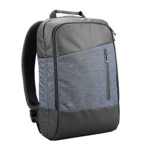 لافنتو حقيبة ظهر للاب توب مقاس 15.6 بوصة مع مخرج يو اس بي - رمادي-  BG-29-5