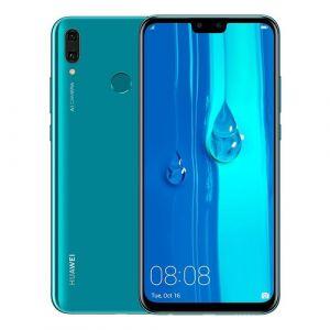 هواوي ،واي 9 2019 ،سعة 64 جيجابايت ،أزرق ،الجيل الرابع 4G